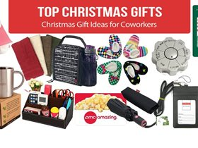 Best Christmas Gift Ideas for Coworkers 2019