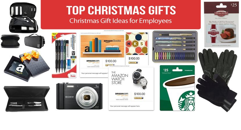Best Christmas Gift Ideas for Employees 2019