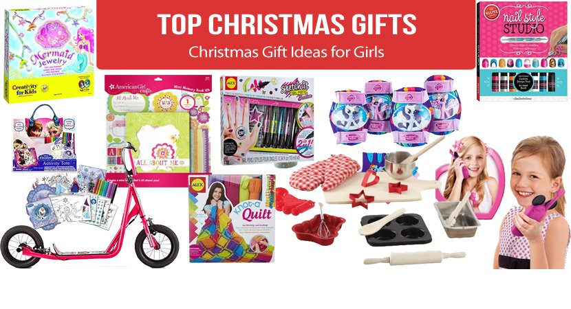 Best Christmas Gift Ideas for Girls 2019