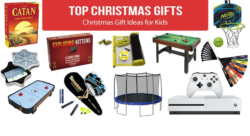 Best Christmas Gift Ideas for Kids 2019