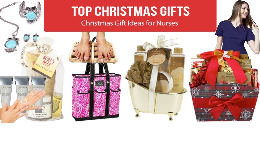 Best Christmas Gift Ideas for Nurses 2019