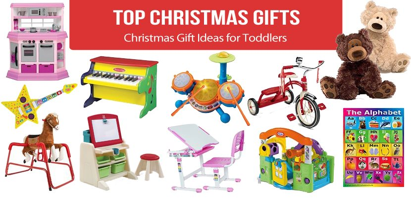 Best Christmas Gift Ideas for Toddlers 2019