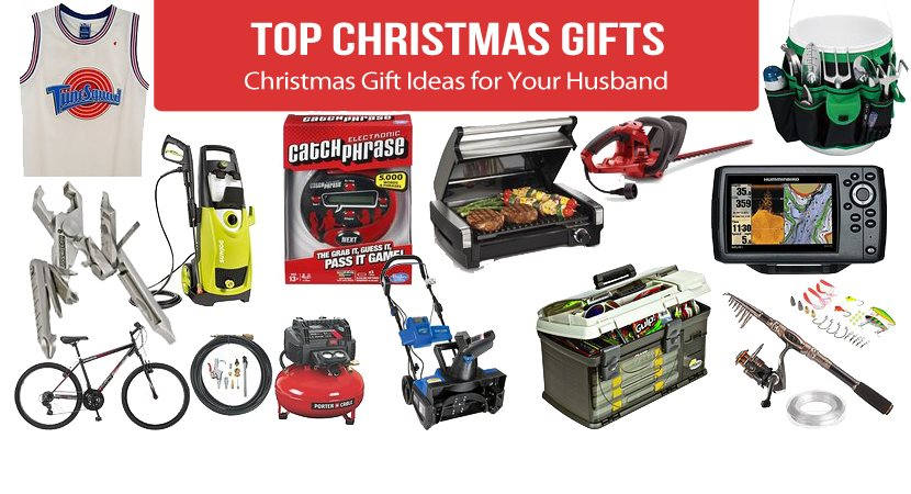 Best Christmas Gift Ideas for Your Husband 2019