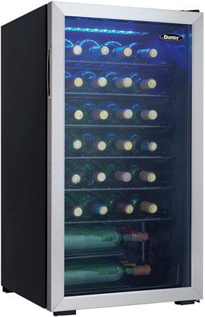 Danby DWC036A1BSSDB-6 3.6 Cu.Ft Cooler
