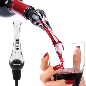 Decanter and aerator gift