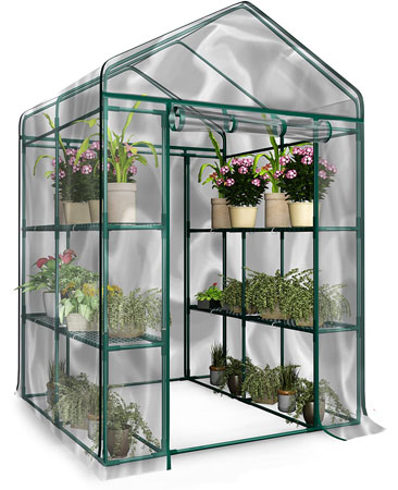 Home-Complete HC-4202 Walk-In Greenhouse