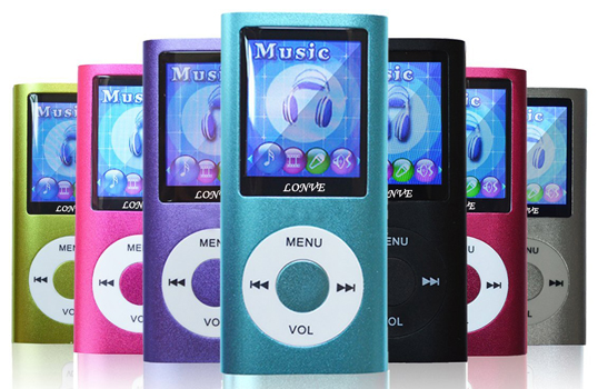 MP3 players and iPod