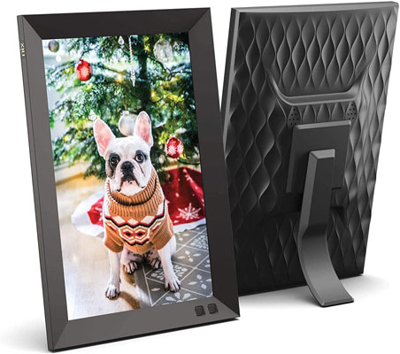 NIX 10.1 Inch Digital Picture Frame