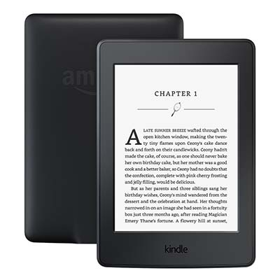 Kindle Paperwhite E-reader - Black