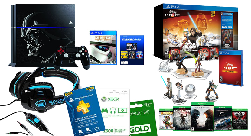 Top 5 Christmas Gifts for Gamers 2019