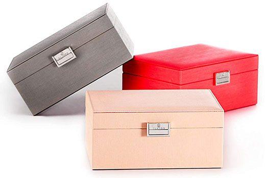 Vlando Wooden Jewelry Box