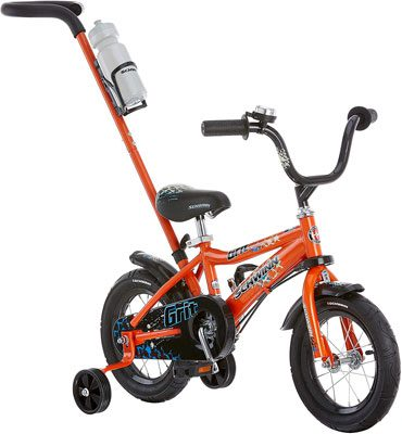 Schwinn Grit and Petunia Steerable Kids