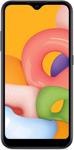 Simple Mobile Samsung Galaxy A01 4G LTE Prepaid Smartphone