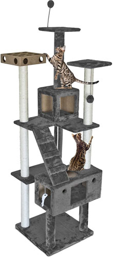Tiger Tough Tall Cat Tree
