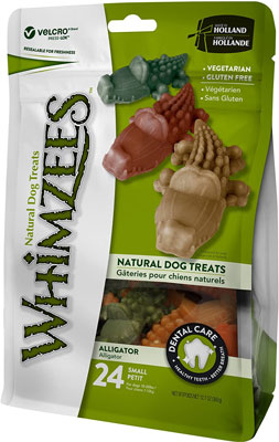 Whimzees Natural Grain Free Daily Dental Dog Treats
