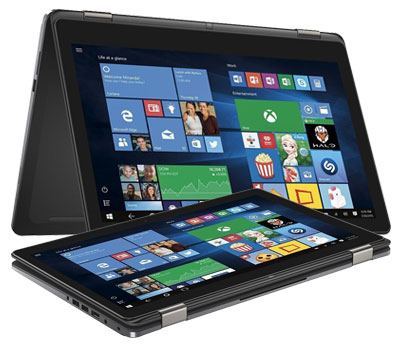 2016 Newest Dell Inspiron i7568 Series 2-in-1