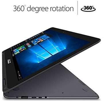 ASUS ZenBook Flip UX360CA-DBM2T 13.3 – inch