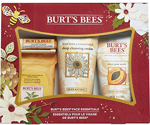 Burt's Bees Face Essentials Gift Set