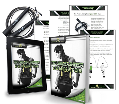 Crossfit Training Jump Rope