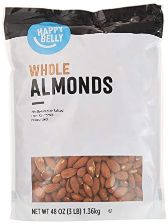 Happy Belly Whole Raw Almonds