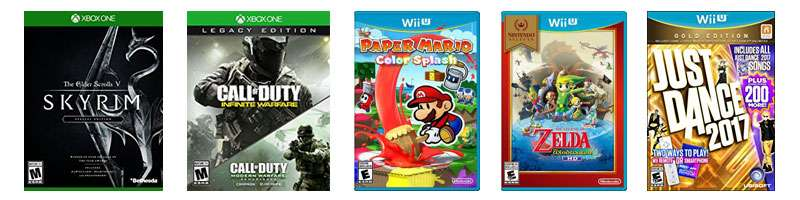 Hot Game Releases 2016