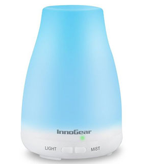 InnoGear Aromatherapy Essential Oil Diffuser Ultrasonic machine
