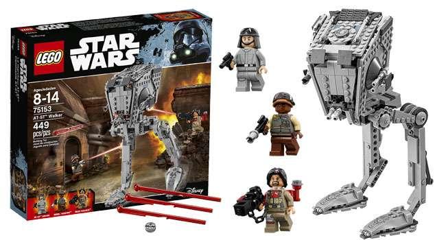 """LEGO Star Wars 75153 """"AT-ST Walker"""""""