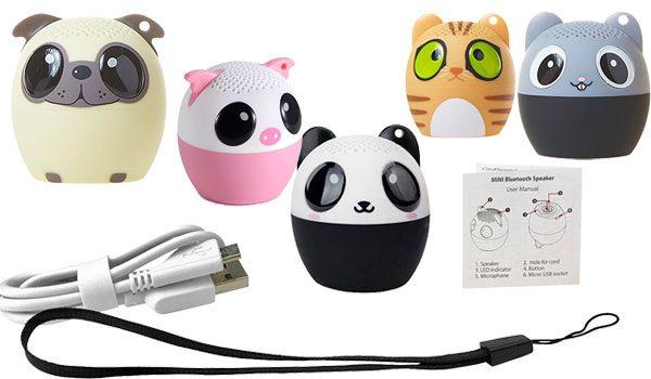 My Audio Pet - Mini Bluetooth Wireless Speaker