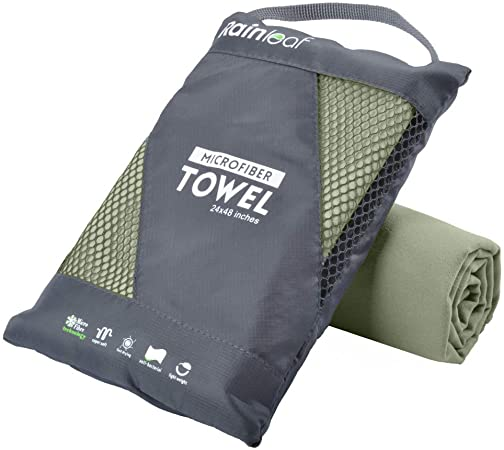 Rainleaf Microfiber Towel Perfect Travel