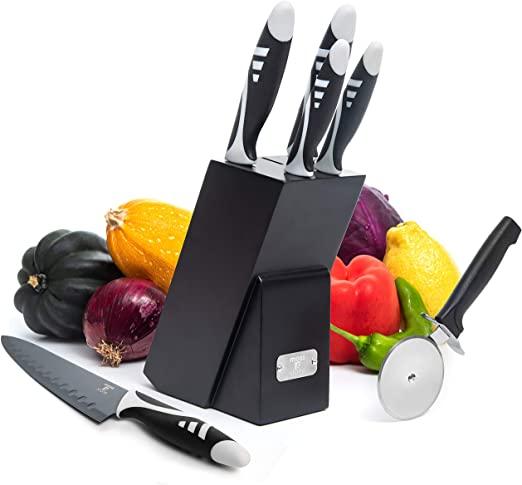 7PCS Professional Kitchen Knife Chef Set