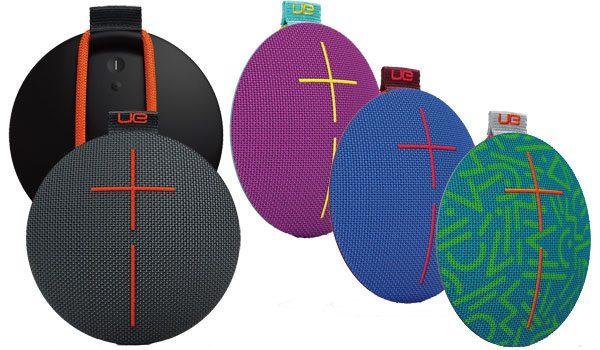 UE ROLL 2 Wireless Portable Bluetooth Speaker