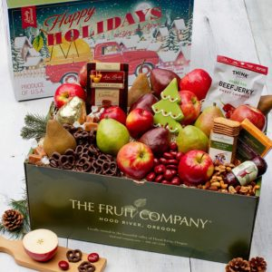 Vintage Holiday Gift Box