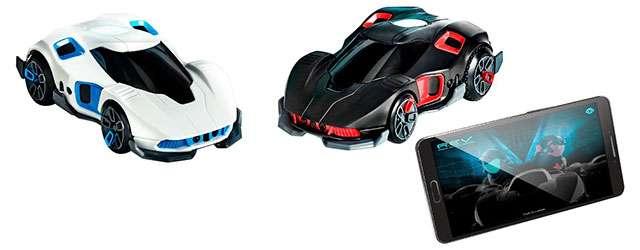 WowWee Robotic Enhanced Vehicles