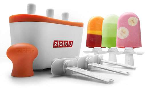 Zoku Quick Pop Maker from Williams-Sonoma