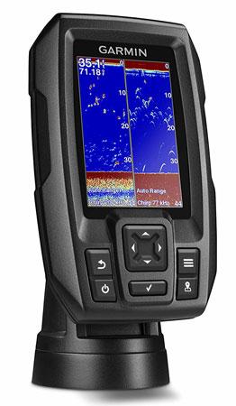 Garmin 010-01550-00 Striker 4 Bbuilt-in GPS Fish Finder