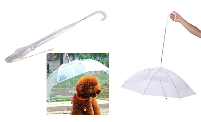 Infinal Pet Umbrella