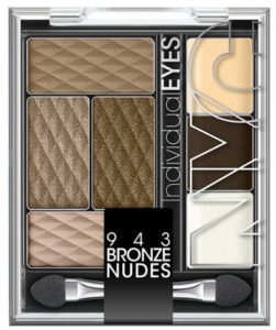N.Y.C. New York Color Individual Eyes Eyeshadow Palette