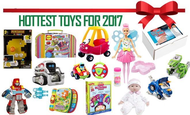 Hottest Toys for 2018 Christmas