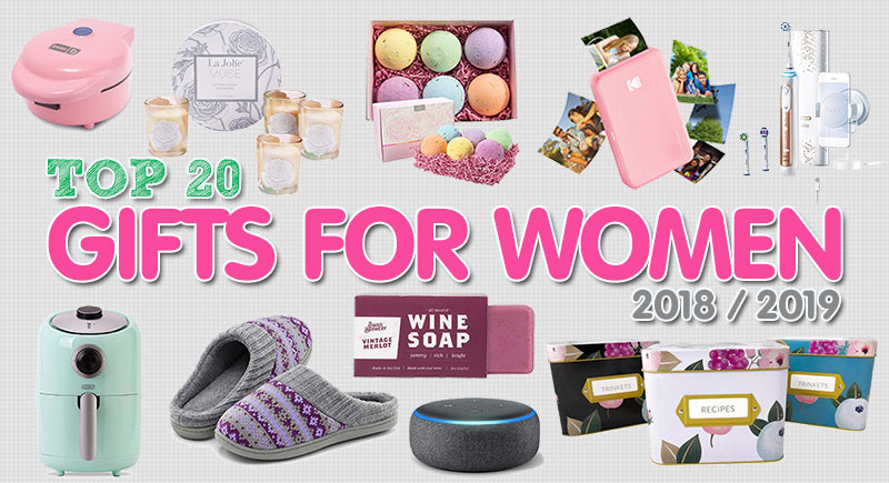 Best Gifts for Women 2020 (Her)
