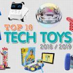 Best Tech Toys 2018-2019
