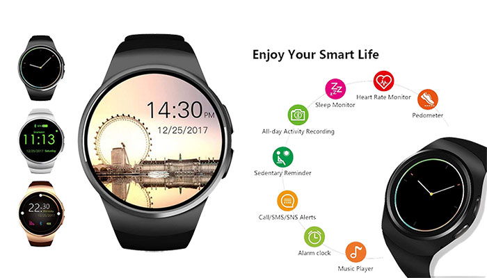 Evershop Bluetooth Smart Watch