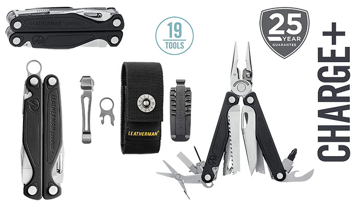 LEATHERMAN - Charge Plus Multitool