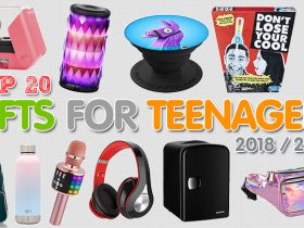 Best Gifts for Teenage Guys & Teenage Girls 2018-2019