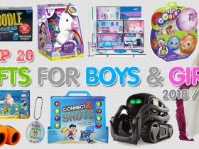 Best Christmas Gifts for Boys & Girls 2018 to 2019