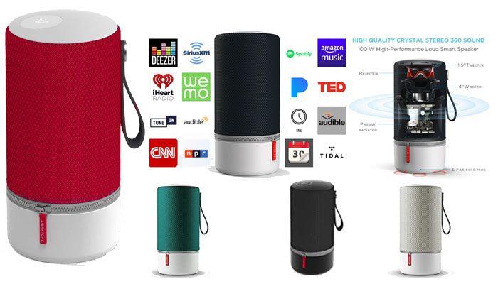 Libratone Zipp 2 Smart Speaker Review