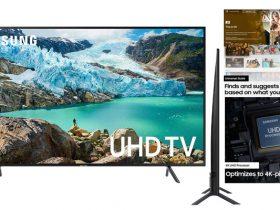 Samsung UN50RU7100FXZA Review