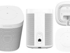 Sonos One Gen 2 Smart Speaker Review