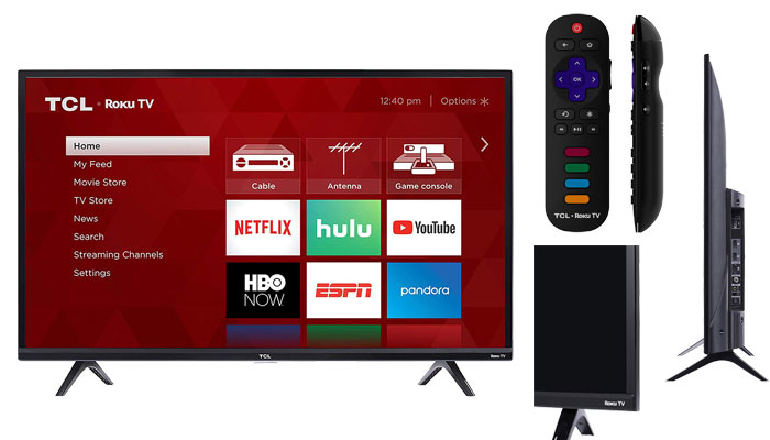 TCL 40S325 Review