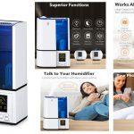 TaoTronics TT-AH019 Smart Bedroom Review