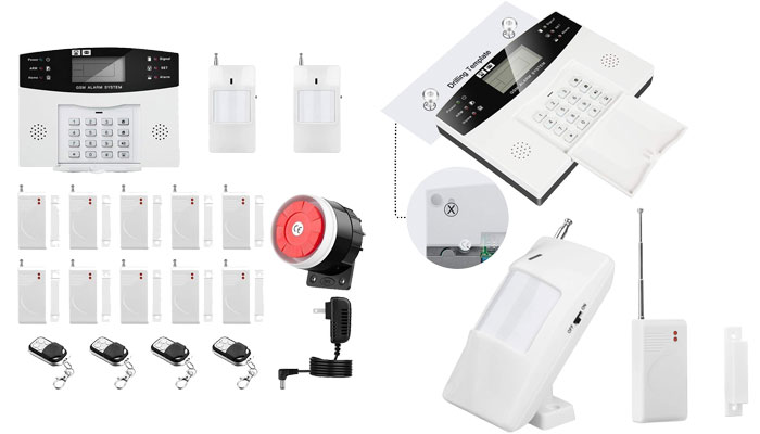 Thustar Home Alarm System Review